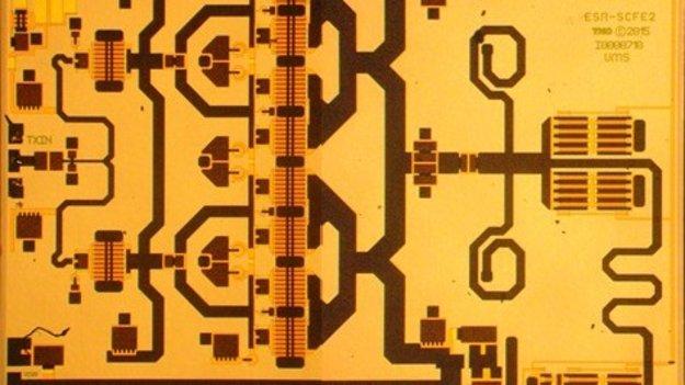 mini radar chip