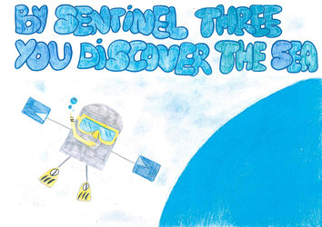 Sentinel-3 competition winning slogan