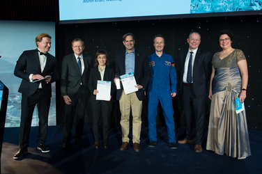 Space Exploration Masters overall winner