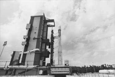Ariane 1 at Kourou - icon for ESA History