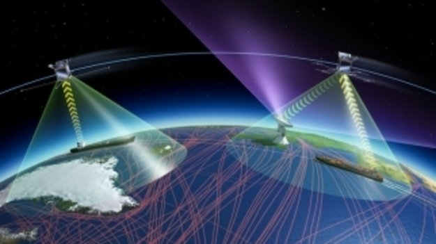 From Satellites To The Sea  Vdes Offers Global Link For