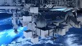 """Bartolomeo: kommerzieller """"All-In-One-Service"""" für die ISS"""