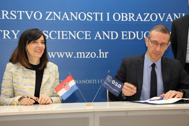 Croatia cooperation agreement