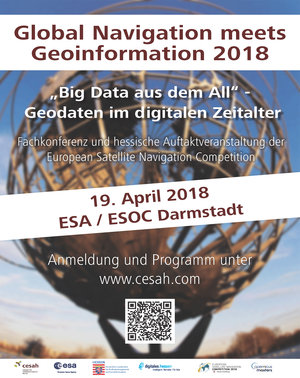 Global Navigation meets Geoinformation 2018