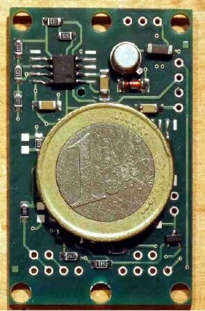 Printed circuit board for space