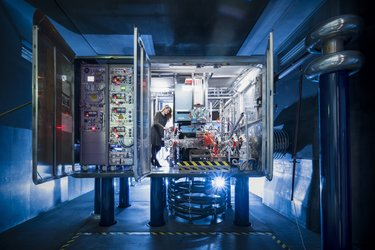 A particle accelerator to help make spaceflight safer