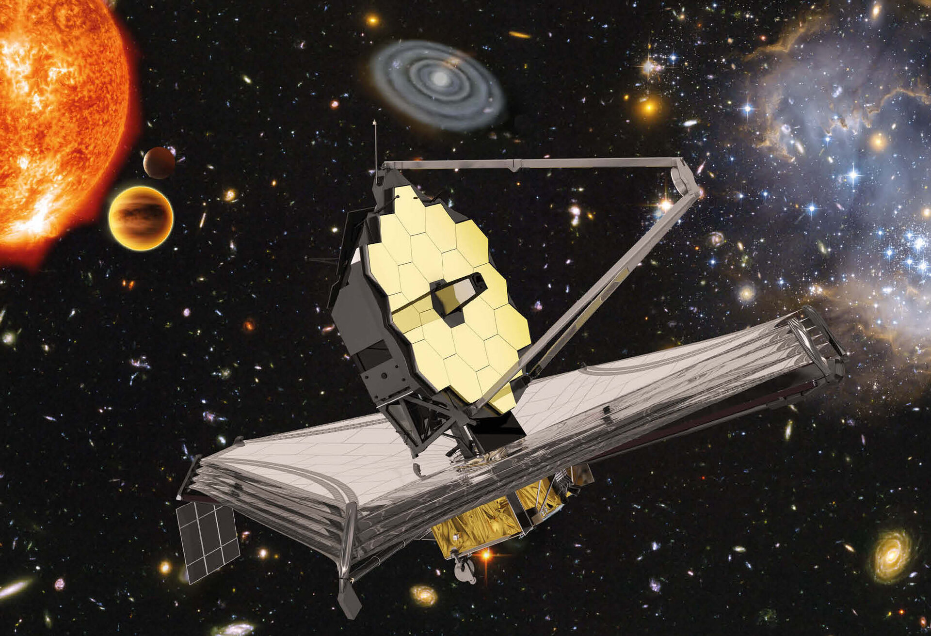 James Webb Space Telescope: An Overview