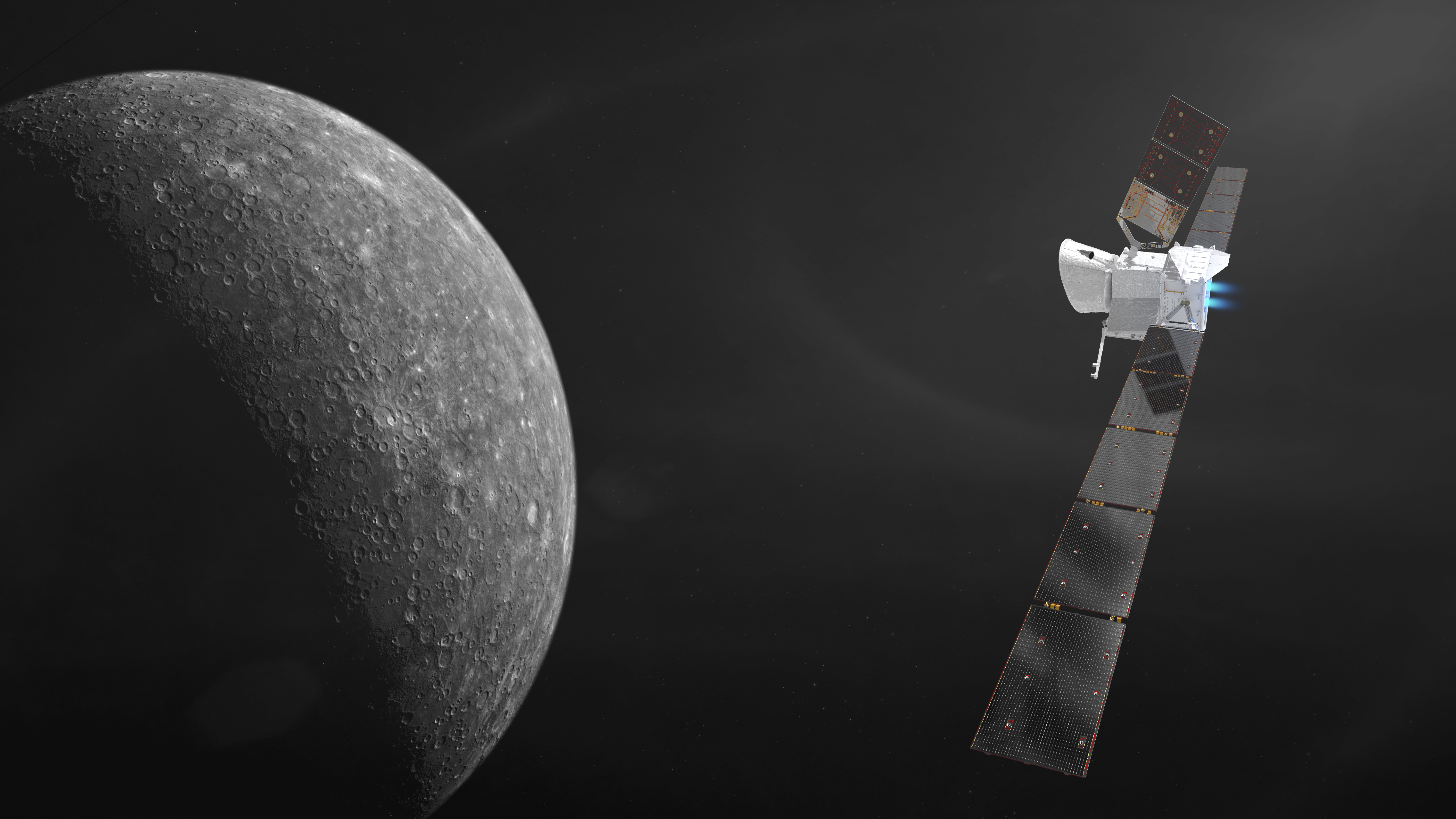 space probes of mercury - HD 1986×1114