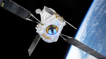 BepiColombo at Earth