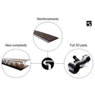 ESA BIC 9T Labs: 3D CLF printing in carbon fiber materials / TTP2