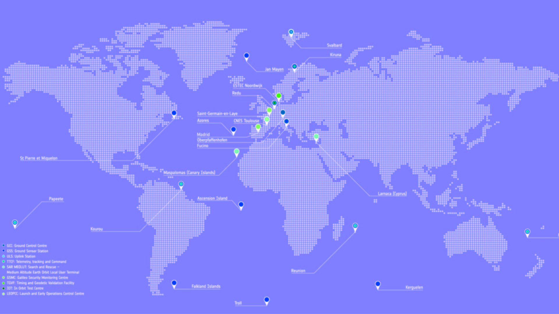 World of Galileo / Navigation / Our Activities / ESA mobile