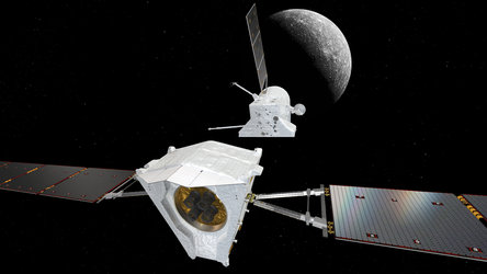 Mercury Transfer Module separation