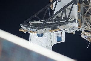 SAGE og Hexagon instrumenterne på ISS