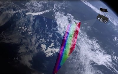 Sentinel-3 scans Earth's colour