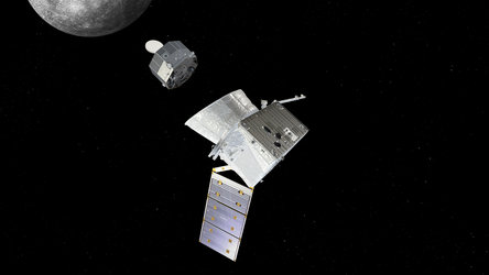 Separation of Mercury Magnetospheric Orbiter