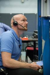 Einladung zur Pressekonferenz mit ESA-Astronaut Alexander Gerst