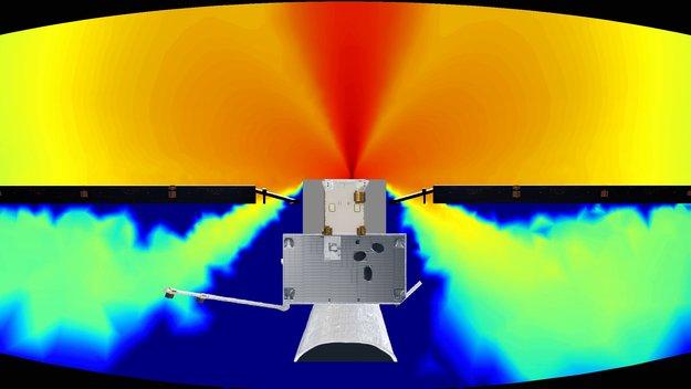 ion beam on