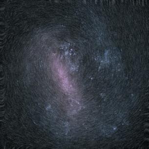 Rotación de la Gran Nube de Magallanes