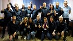 [16/21] Sentinel-3B launch campaign team ready for liftoff