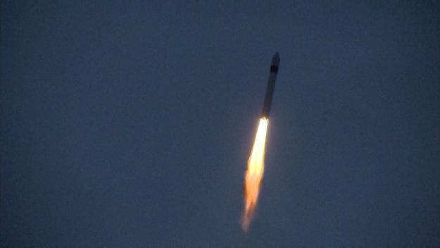 Liftoff von Sentinel-3B