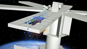 Space smash: simulating when satellites collide / Discovery and