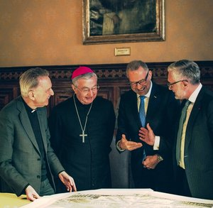 ESA and Vatican Library work together