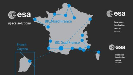 ESA BIC Nord France opening and ESA BIC Sud France renewal contract 28 June 2018