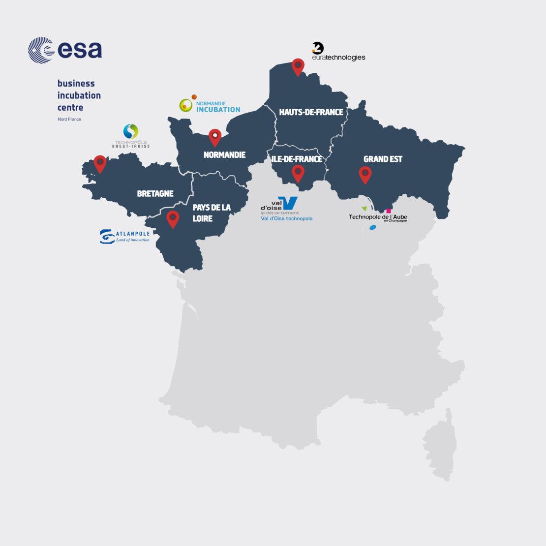 ESA Business Incubation Centres / Business Incubation ...