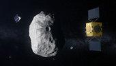 Mission zum kleinsten jemals erreichten Asteroiden