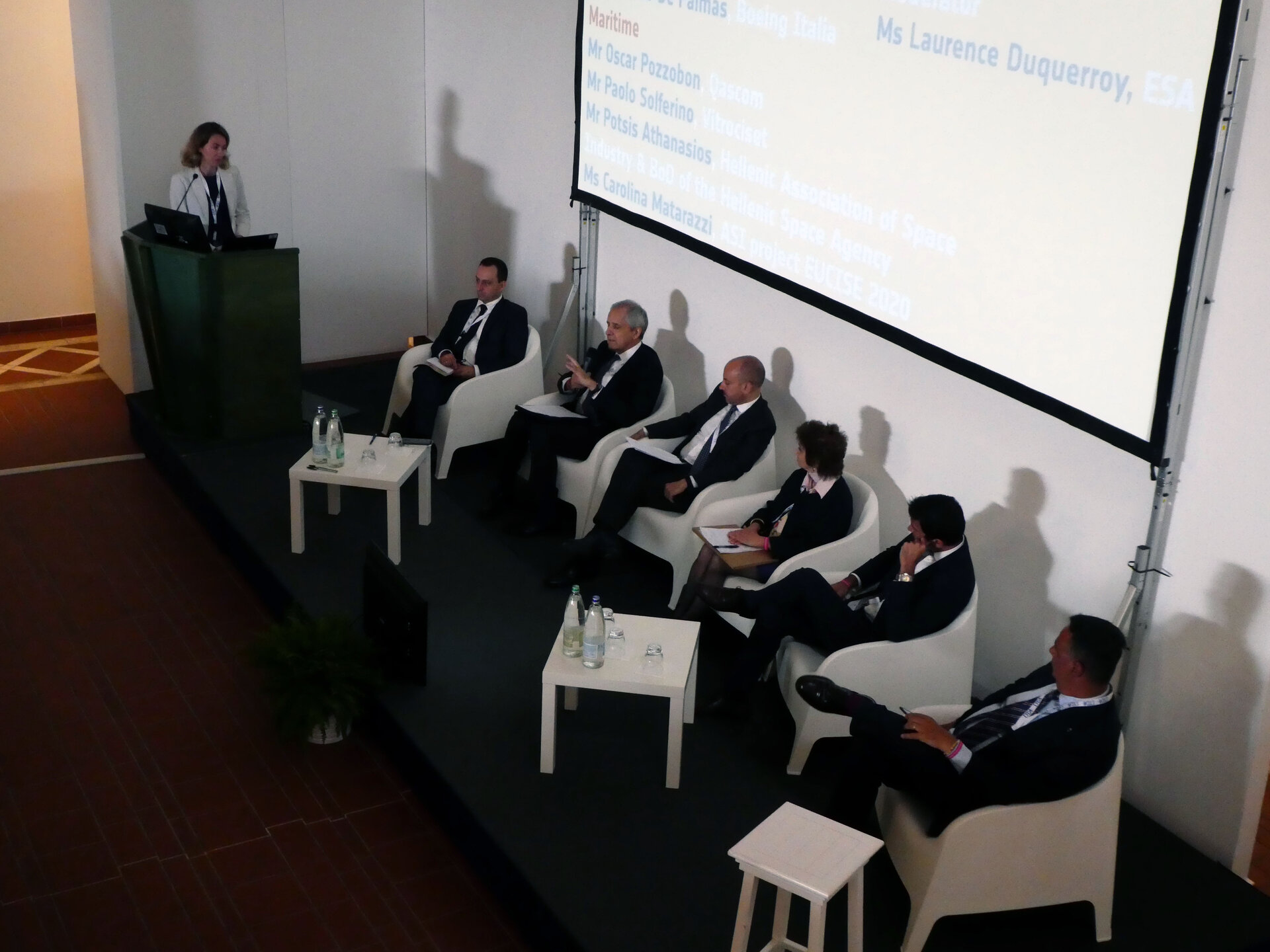 Industrial panel session