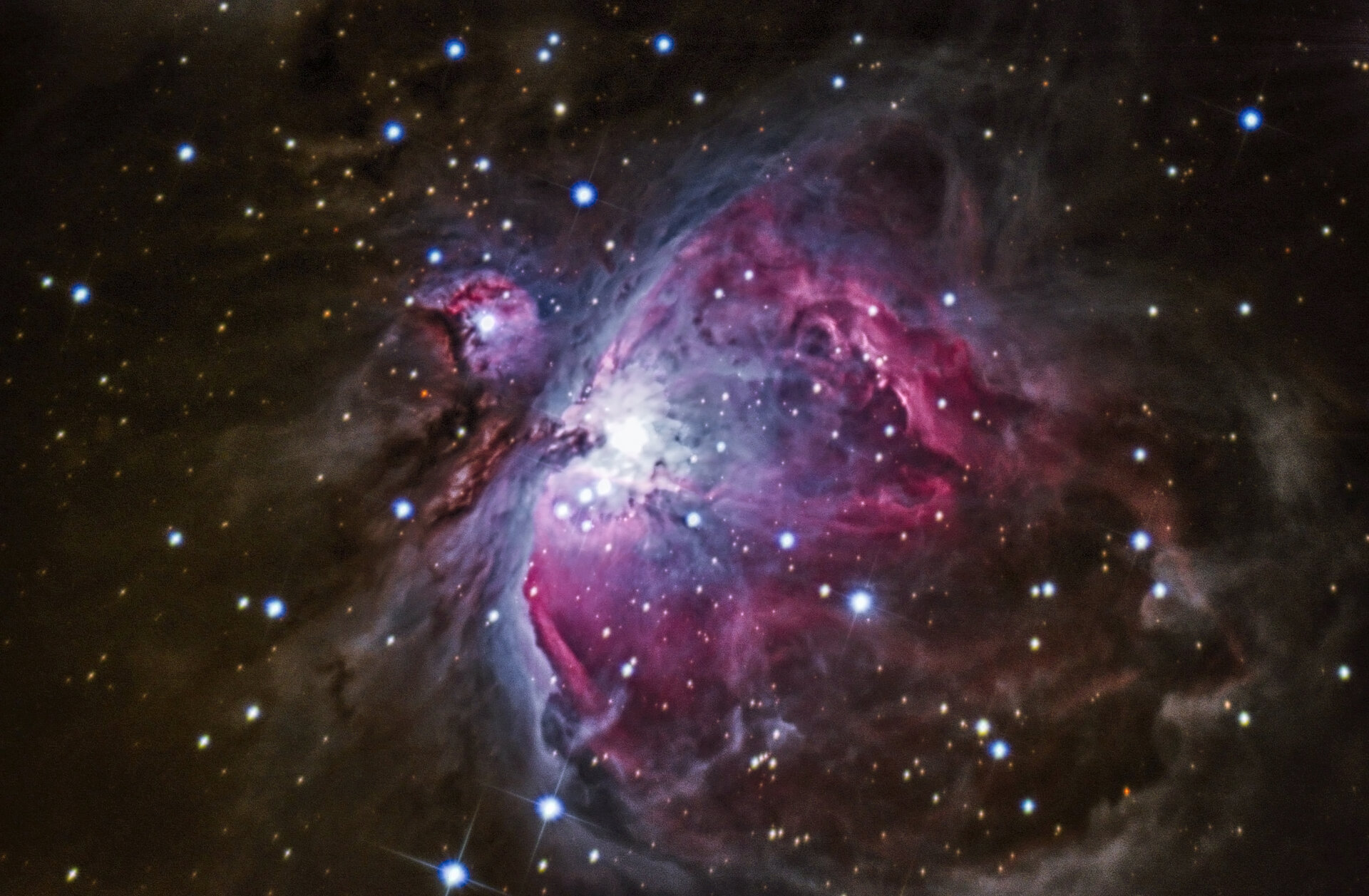 ESA - The Orion Nebula, also known as M42