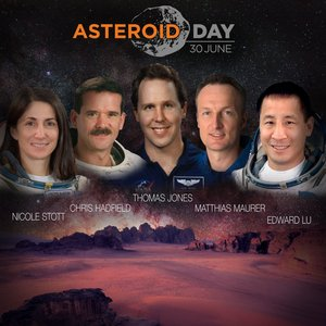 Asteroid Day 2018 live from Luxembourg