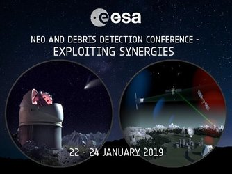 Exploiting Synergies - NEO and Debris Detection Conference