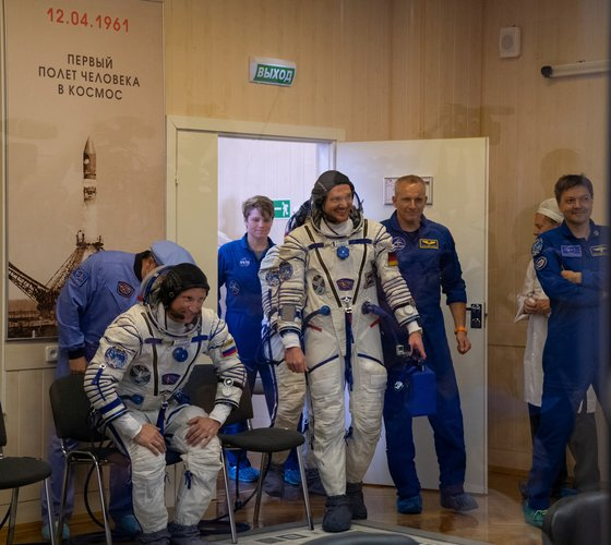 Sokol suit readiness