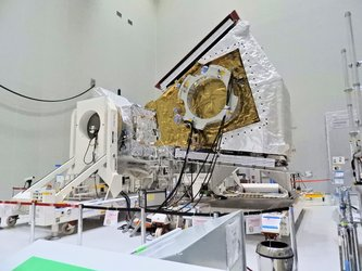 BepiColombo electrical testing