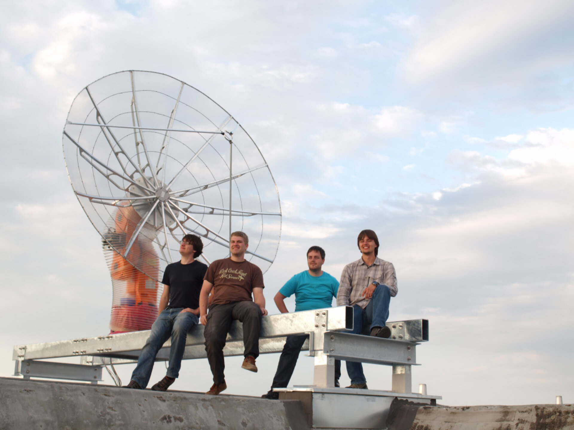Ground Station Munich - team