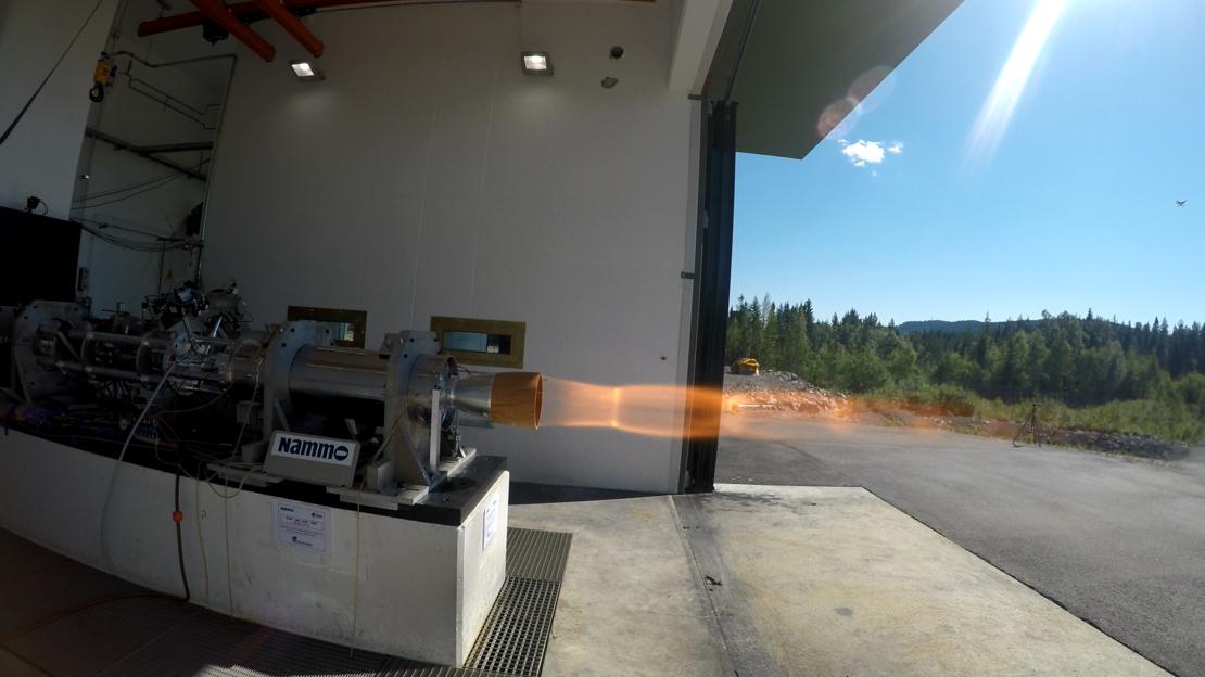 Propulsion activities / New Technologies / Space
