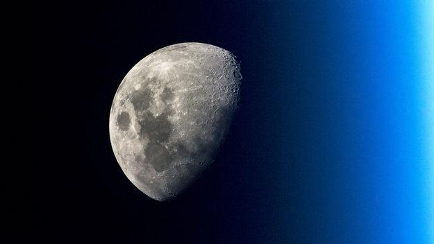Mond richtig ablichten