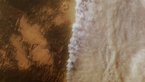 [1/2] Mars dust storm