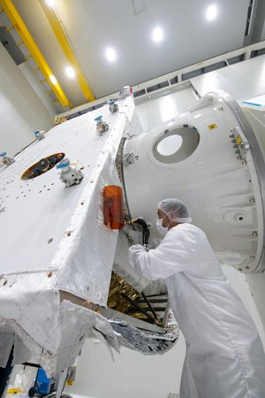 Mercury Transfer Module preparations