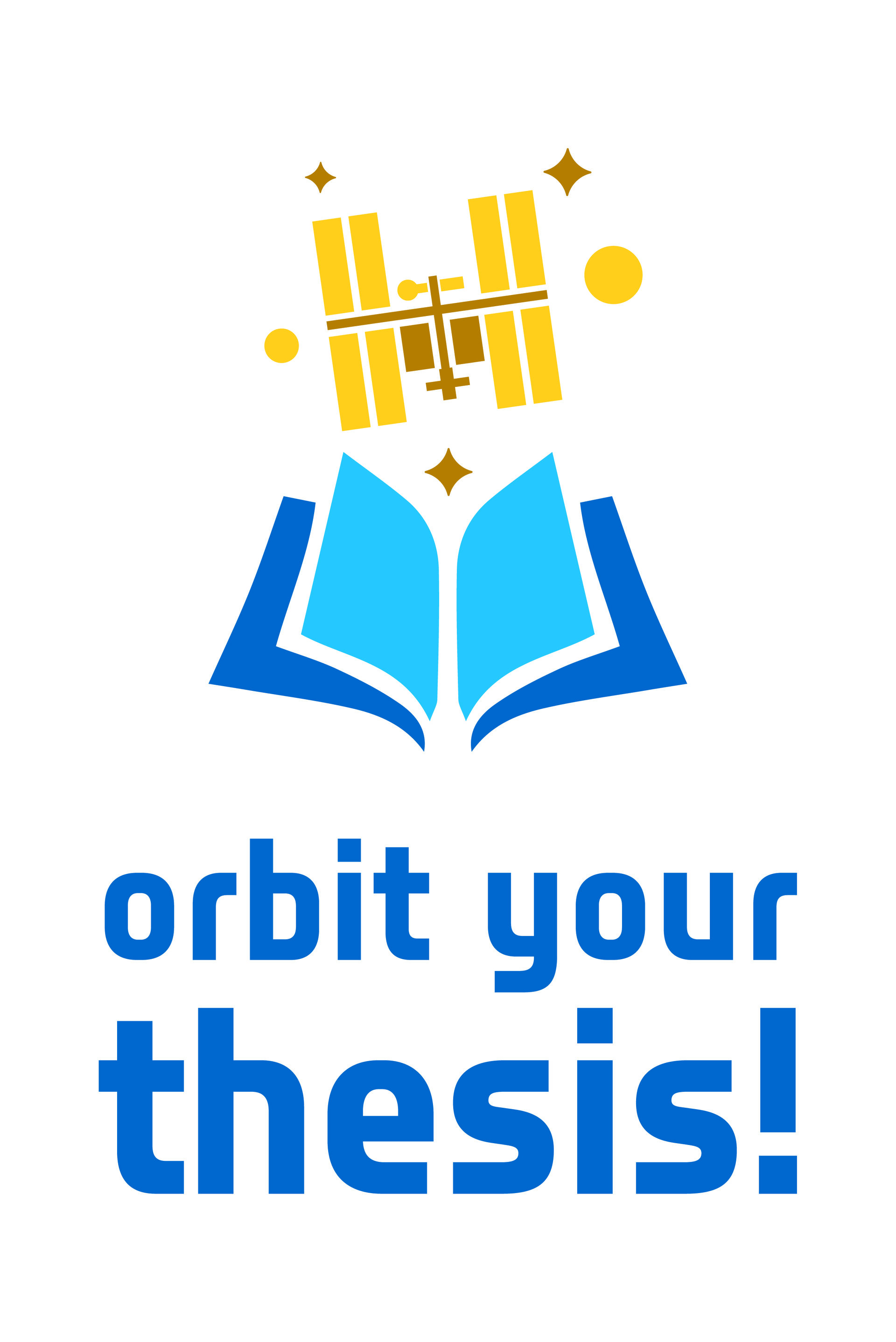 Orbit Your Thesis! logo