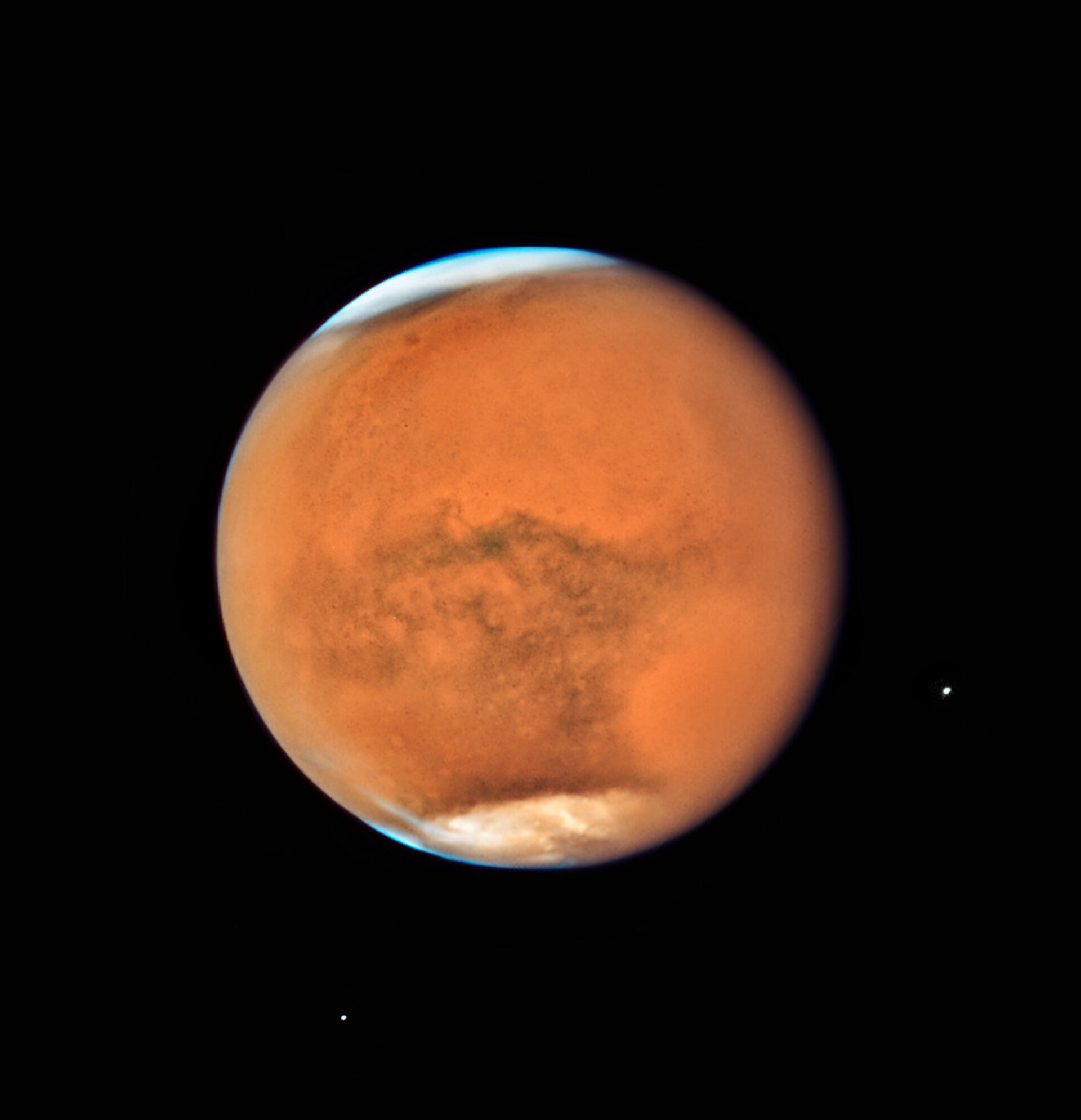 ESA explores Mars at virtual Farnborough Airshow