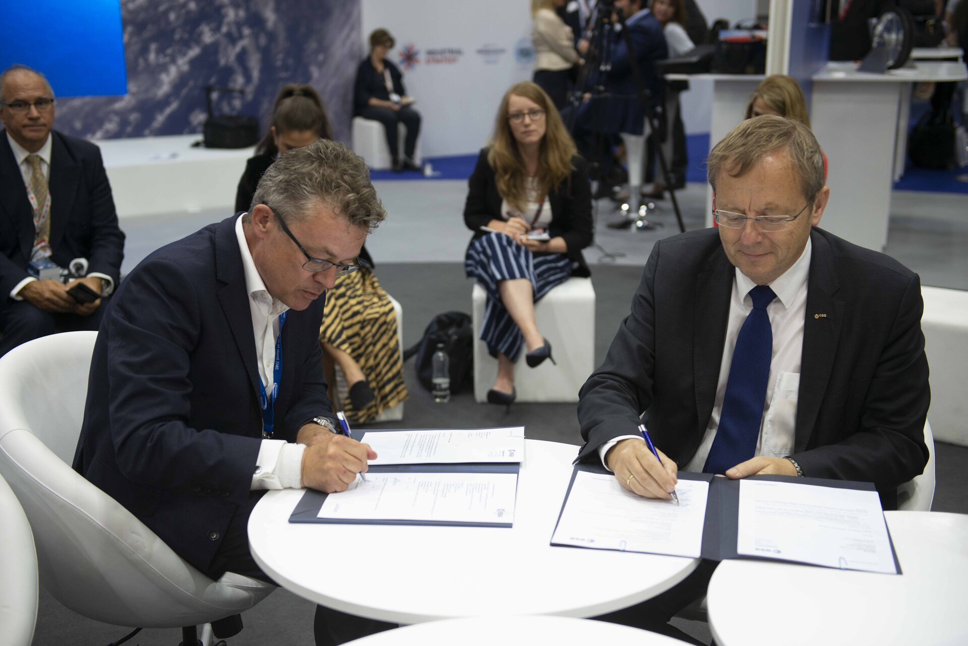 The Metalysis–ESA Grand Challenge launched at Farnborough International Airshow