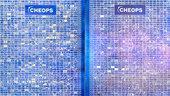 Tausende Kunstwerke auf Exoplaneten-Satellit Cheops enthüllt