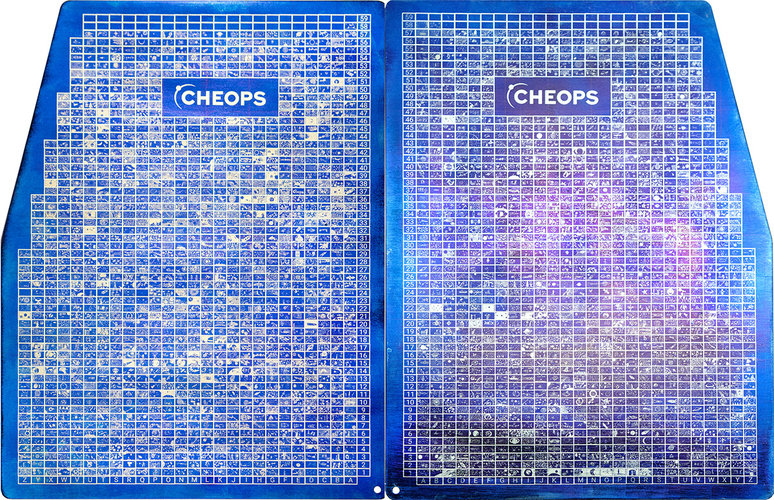Cheops plaques