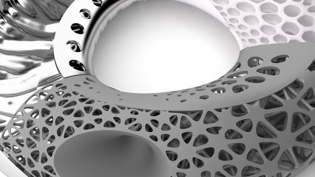 ELiSE - Generative engineering with bionic lightweight design for 3D-printing