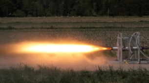 Reaction Dynamics: cost-effective rocket engine to make the launch
