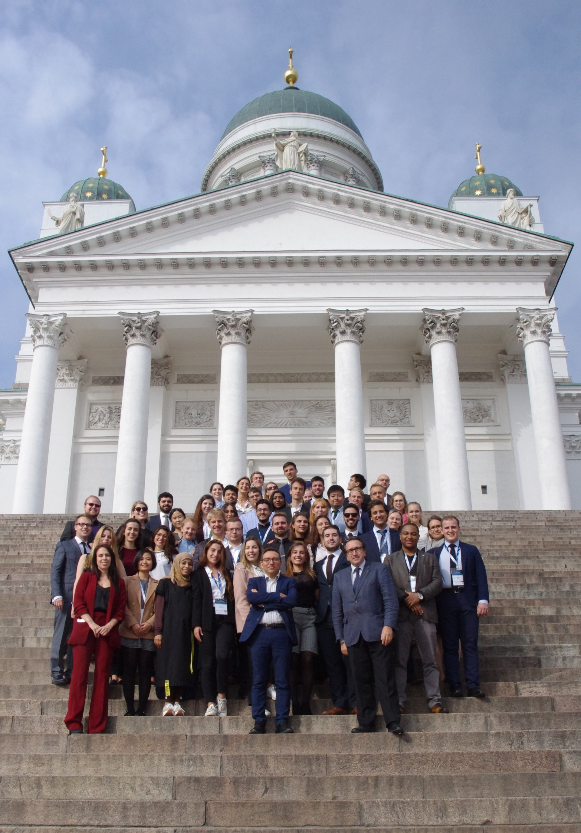 Report from the 2018 ECSL Summer Course on Space Law and