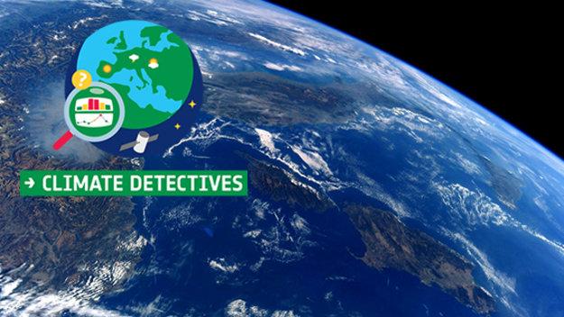 climate detectives education esa