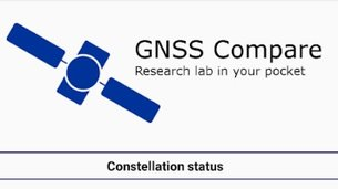 Android smartphone app connects you to Galileo / Navigation / Our